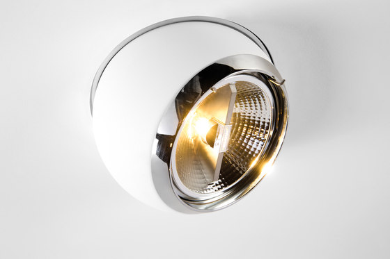Bolster recessed 155 AR111 GE by Modular Lighting Instruments | Spotlights