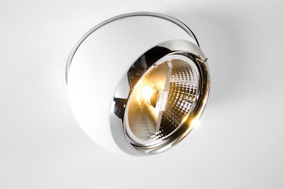 Bolster recessed 155 AR111 GE by Modular Lighting Instruments   Spotlights