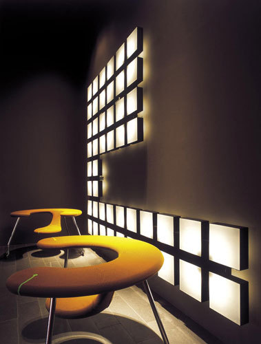 Crosslink by modular product - Modular lighting paris ...