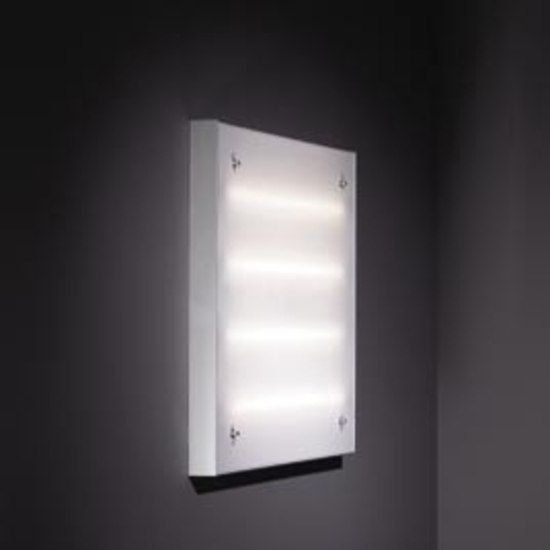 Square moon opal HF 4x 18W by Modular Lighting Instruments | General lighting