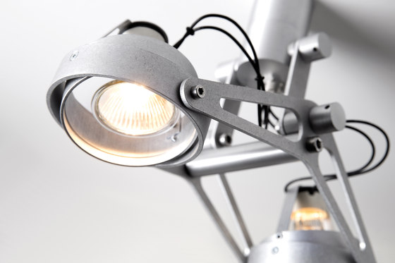 Nomad 2x GU10 by Modular Lighting Instruments | Ceiling-mounted spotlights