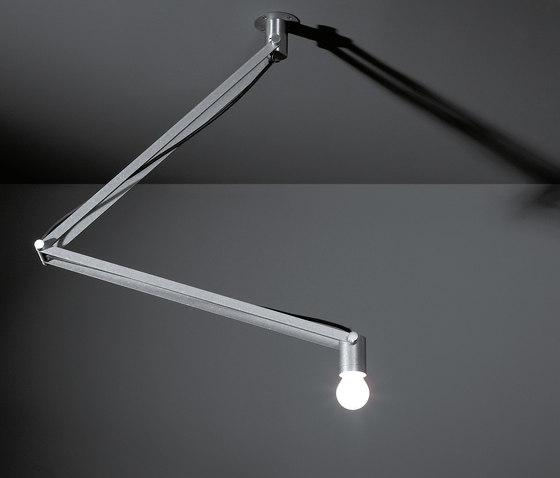 Nomad Minimal tall E27 di Modular Lighting Instruments | Illuminazione generale