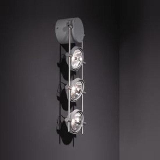Omnis transfo 200VA di Modular Lighting Instruments | Faretti a parete