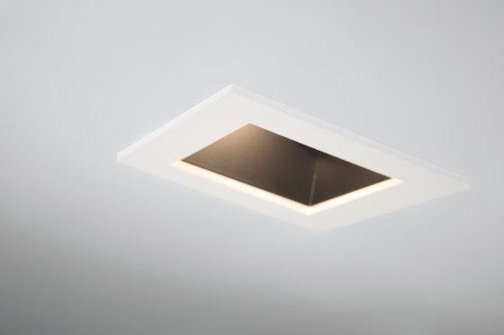 Slide square MR16 GE by Modular Lighting Instruments | Spotlights