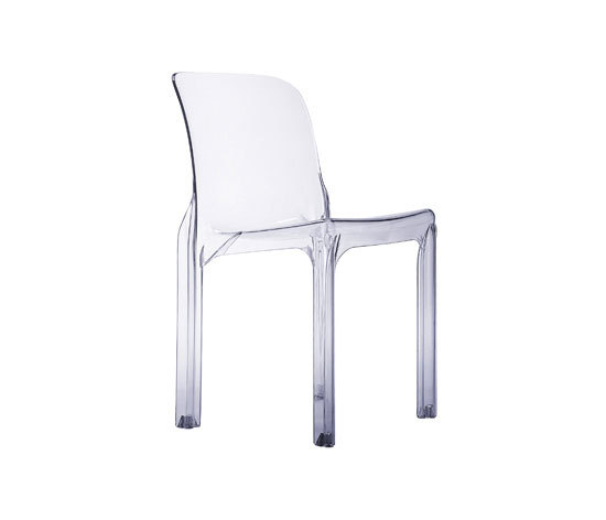 Selene chair by Heller | Multipurpose chairs