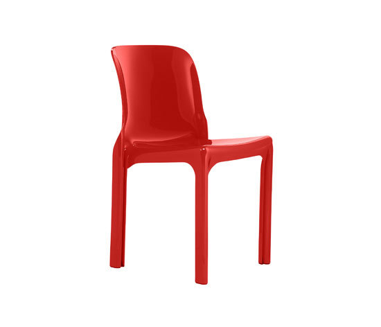 Selene chair de Heller | Sillas multiusos