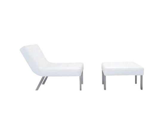 Pixel Chair/Ottoman by Dune | Armchairs