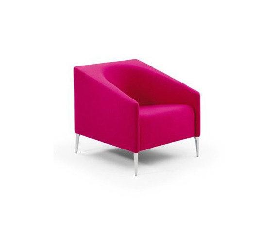Seven di Artifort | Poltrone lounge
