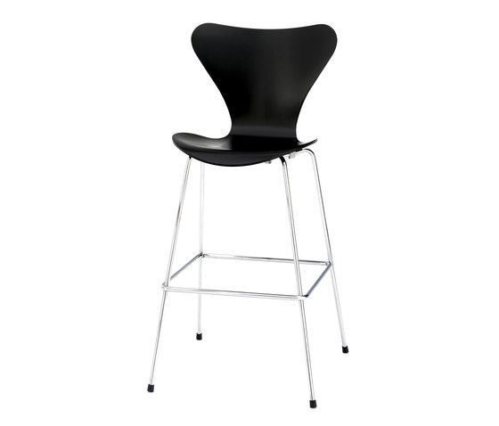 Series 7™ Model 3197 de Fritz Hansen | Taburetes de bar
