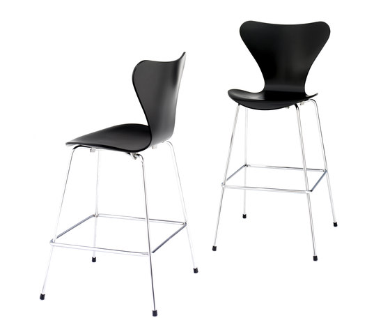 Series 7™ Model 3197 di Fritz Hansen | Sgabelli bar