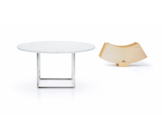 PK54™ by Fritz Hansen | Dining tables