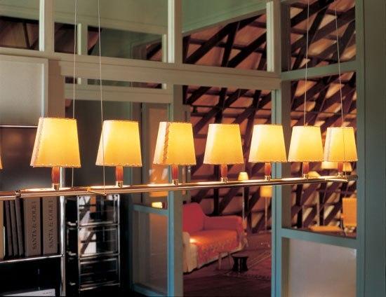 Fonda Europa de Santa & Cole | Iluminación general