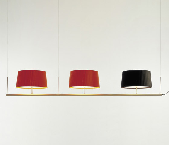Sistema Gran Fonda | Pendant Lamp de Santa & Cole | Iluminación general
