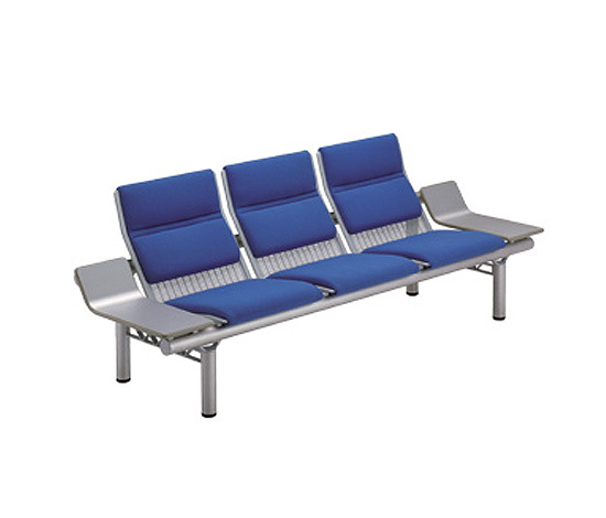 Tubis 763/62 by Wilkhahn | Waiting area benches