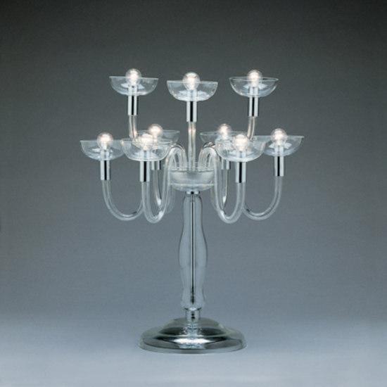 Collezione Carlo Scarpa de Venini | Iluminación general