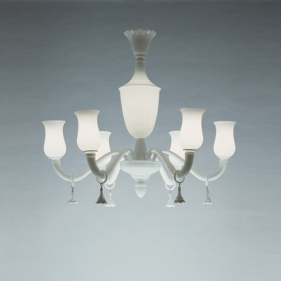 Classici 99.42 by Venini | Ceiling suspended chandeliers