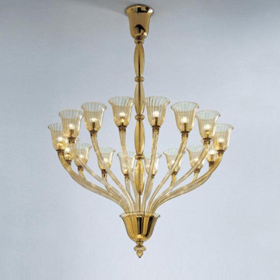 Classici 99.55 de Venini | Lámparas de techo