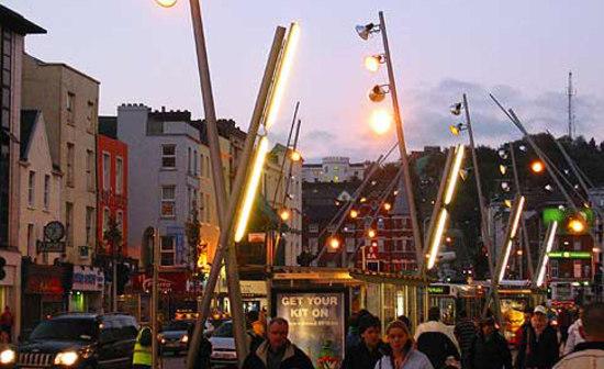 Sara de Santa & Cole | Éclairage de rue