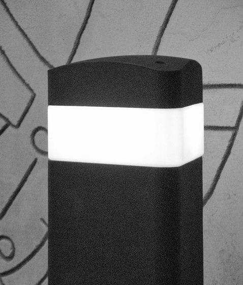 Finisterre LED de Santa & Cole | Bornes lumineuses