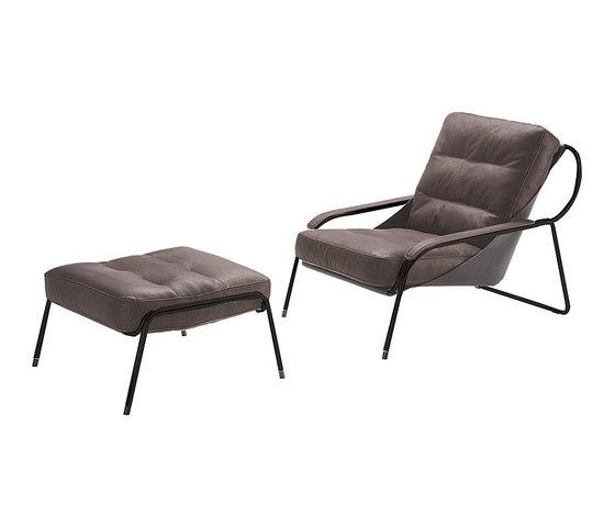 Maggiolina | 900 by Zanotta | Lounge chairs