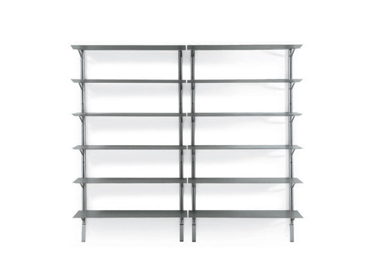 Ulm | 731/RM by Zanotta | Office shelving systems