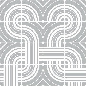 Nola Star pattern 1&2 von Nola Star | Raumteiler