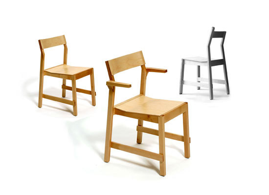 Rialto no. 432 by NC Möbler | Multipurpose chairs