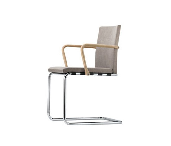 S 70 F by Thonet | Visitors chairs / Side chairs