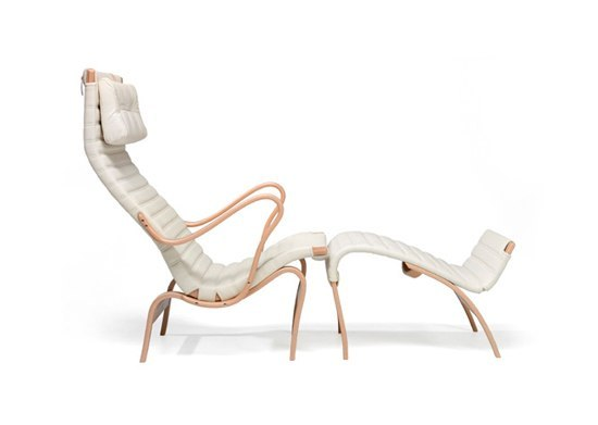Pernilla 2/Mifot | Mi 477/Mi 432 by Bruno Mathsson International | Chaise longues