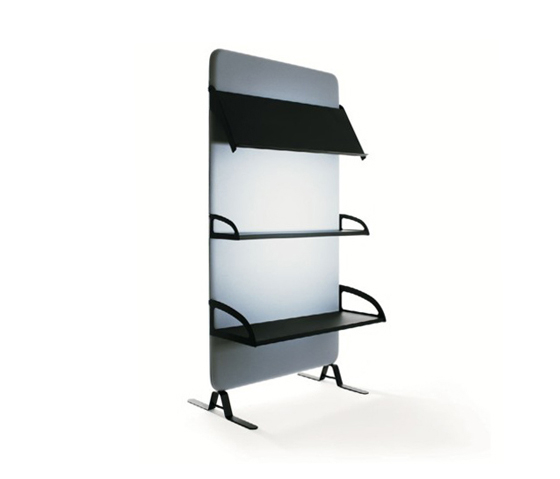 Softline™ Shelves Set by Abstracta | Space dividers