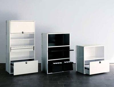 office regal von lehni produkt. Black Bedroom Furniture Sets. Home Design Ideas