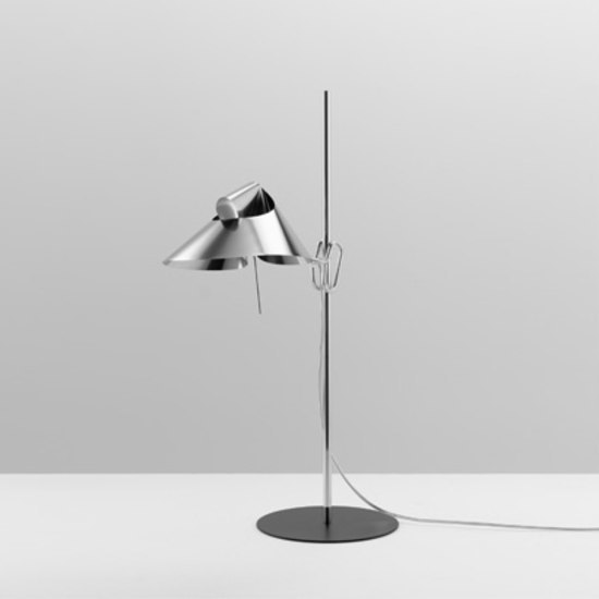 Spring Clip Table Light by Gioia | Reading lights