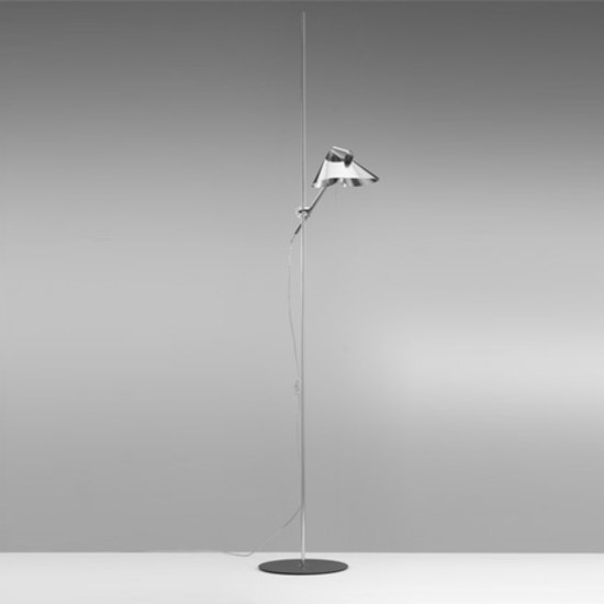 Spring Fixed Floor Light by Gioia | Reading lights