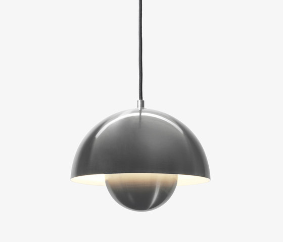 FlowerPot Pendant VP1 brushed by &TRADITION | General lighting