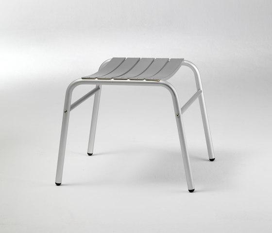 Alu 7 stool by seledue   Garden stools