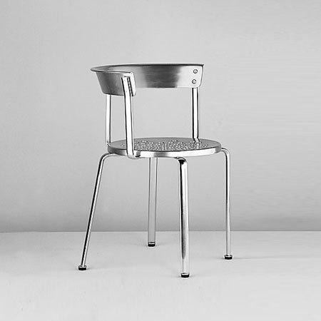 Alu 4 chair by seledue | Multipurpose chairs