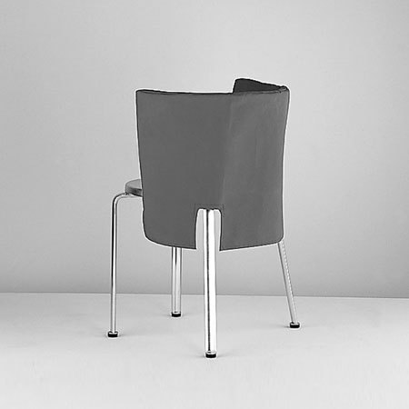 Alu 4 Chair by seledue | Garden chairs