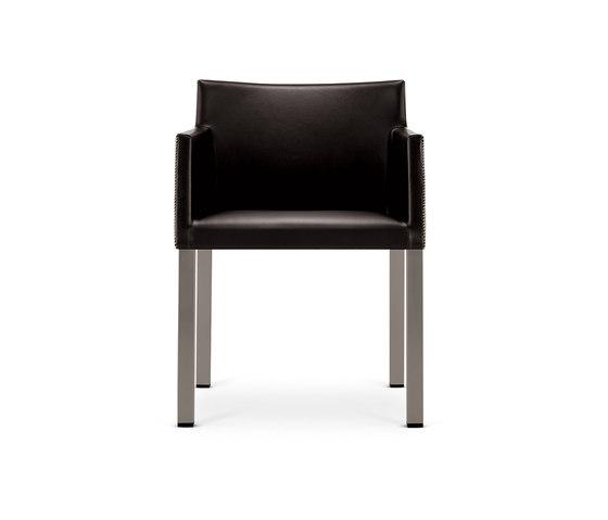 Masai | 0401/0402 by Arper | Restaurant chairs