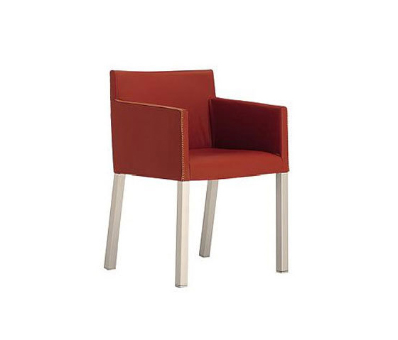 Masai | 0403 by Arper | Visitors chairs / Side chairs