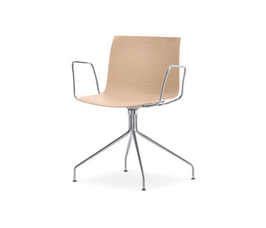 Catifa 46 | 0360 by Arper | Visitors chairs / Side chairs