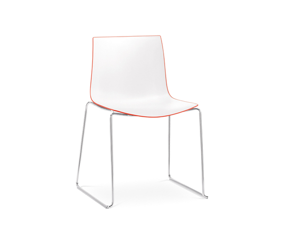 Catifa 46 | 0278 by Arper | Multipurpose chairs