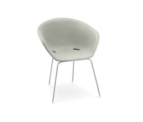 Duna | D001 by Arper | Multipurpose chairs