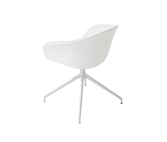 Duna | D022 by Arper | Visitors chairs / Side chairs