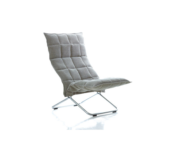 k Chair di Woodnotes | Poltrone