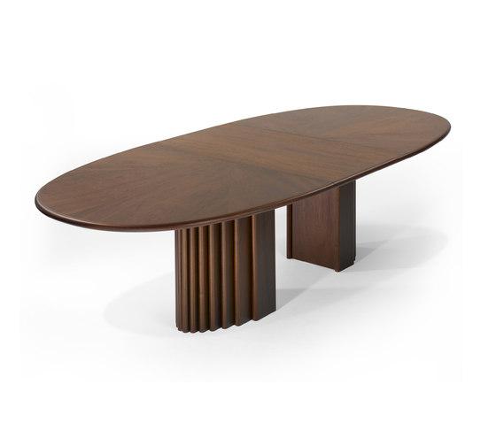 Oval-Tisch by Röthlisberger Kollektion | Dining tables