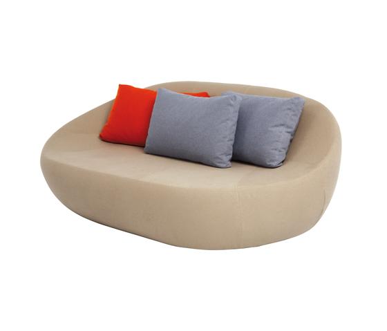 flirtstones by spHaus | Lounge sofas