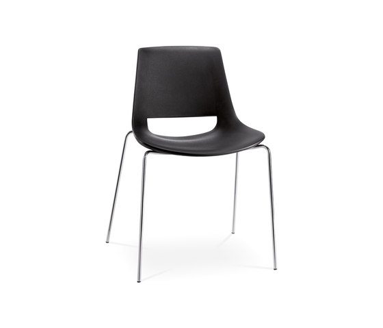Palm | 1213 by Arper | Multipurpose chairs