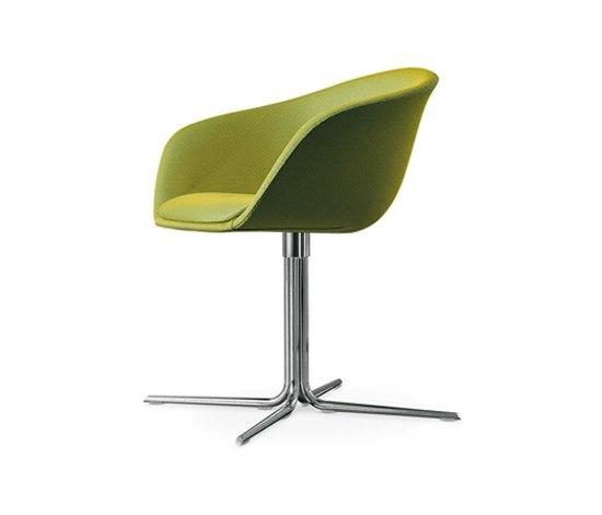 Duna | D007/D017 by Arper | Restaurant chairs