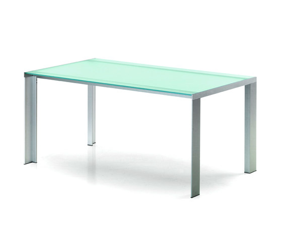 Deneb Glass by STUA | Meeting room tables