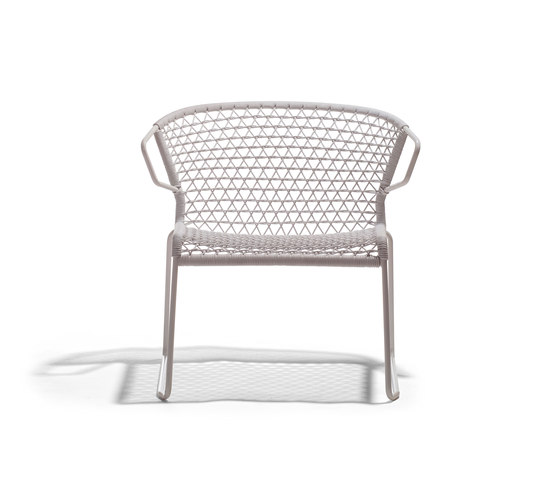 Vela Lounge LP by Accademia | Garden armchairs